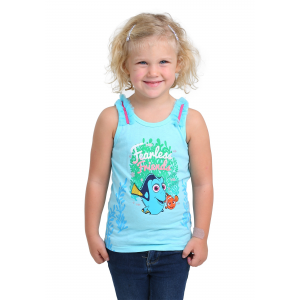 Finding Dory Toddler Fashion Tank for Girls