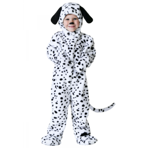 Dalmatian Dog Costume for Toddlers