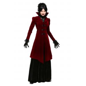 Delightfully Dreadful Vampiress Costume