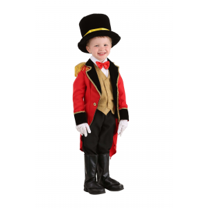 Ringmaster Toddler Costume