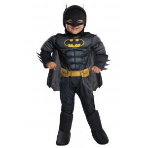 Deluxe Batman Costume for Toddler