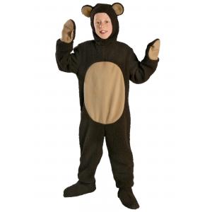 Little Brown Bear Costume for Kids