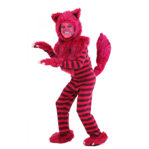Kids Deluxe Cheshire Cat Costume