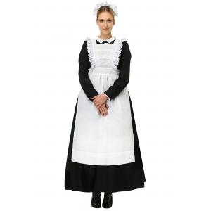 Women's Traditional Maid Costume