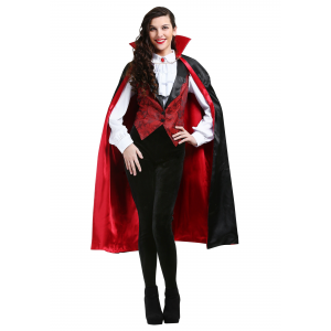 Fierce Vampire Costume for Women