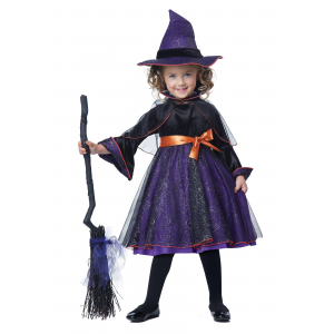 Toddler Hocus Pocus Witch Costume for Girls