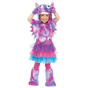Toddlers Polka Dot Monster Costume