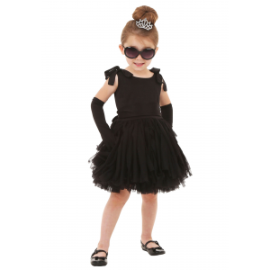 Breakfast at Tiffany's Holly Golightly Toddler Costume