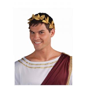 Roman Gold Leaf Crown
