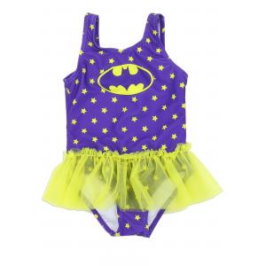 Batgirl Girl's Toddler Swimsuit