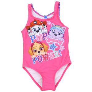 Paw Patrol Girl's Toddler Swimsuit