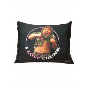 """I Love Chunk"" Goonies Pillowcase"