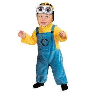 Minion Toddler Costume