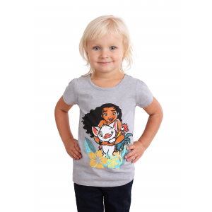 Girl's Toddler Moana and Pua TShirt