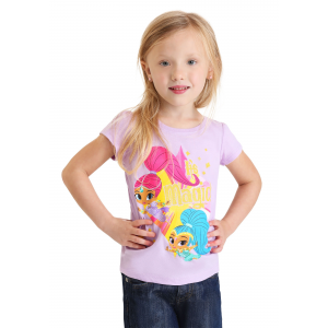 Girl's Toddler Shimmer and Shine It's Magic T-Shirt