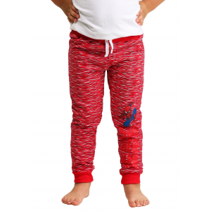 Boys Spider-Man Fleece Pants 2-Pack for Toddlers