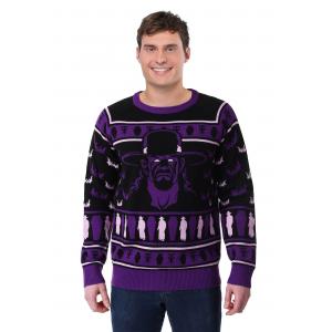 WWE Undertaker Adult Ugly Christmas Sweater