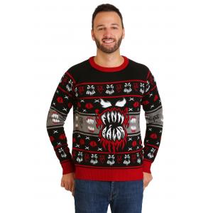 WWE Finn Balor Adult Ugly Christmas Sweater