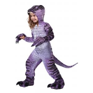 Ravenous Raptor Child Costume