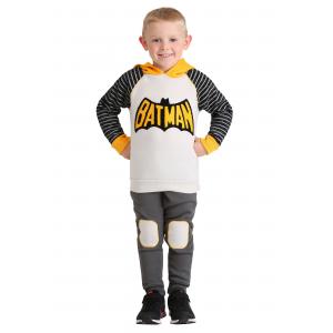 Toddler Boys Batman Hoodie and Pant Set