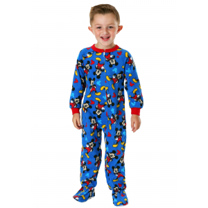 Mickey Mouse Toddler Boy's Blanket Sleeper