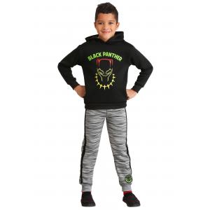 Toddler Marvel Black Panther Poly Fleece Hoodie