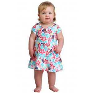 Toddler Girls Moana Knit Dress