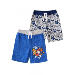 Paw Patrol Shorts Toddler Boys 2-Pack