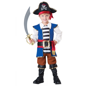 Pirate Captain Costume for Toddlers