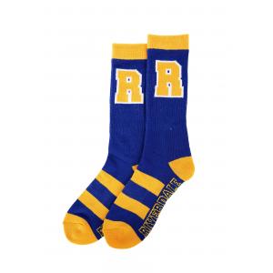 'R' Crew Riverdale Socks