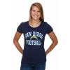 San Diego Chargers Franchise Fit Womens T-Shirt