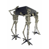 Skeleton Pall Bearers Halloween Decor