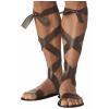 Roman Warrior Costume Sandals