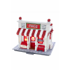 Coca-Cola Claydough General Store Collectible w/ LED Light