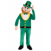 Leprechaun Mascot Costume for Adults