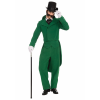 Caroling Gentleman Costume for Men