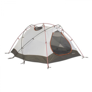 mountain hardwear trango 2-person camping tent- Save 15% Off - Mountain Hardwear Trango 2 Tent - The Trango 2 Person Camping Tent by Mountain Hardwear is an extremely refined shelter, and has been the winter mountaineering standard for over a decade. Featuring industry leading DAC poles and DirectConnect points that secure the tent body, frame and fly at each guy out point, for a solid connection between all three components. The Trango tent offers guaranteed watertight construction with a fully taped fly, taped bathtub floor construction, welded corners and guy clip anchors. Dry-entry vestibules offer additional room in the front and rear, while Dual mesh doors help reduce condensation. If you are looking for a tent that has become the standard issue for basecamp shelters on mountaineering expeditions worldwide, you have found it with the Trango 2 Person Camping Tent by Mountain Hardwear.