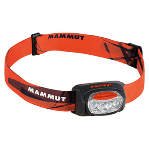 photo: Mammut T-Trail headlamp