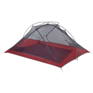 photo: MSR Carbon Reflex 3 three-season tent