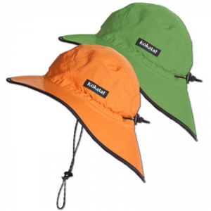 photo: Kokatat Tropos Seawester rain hat