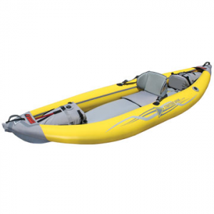 photo: Advanced Elements StraitEdge Kayak inflatable kayak