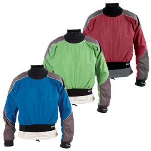 photo: Kokatat Tropos Re-Action Jacket long sleeve paddle jacket