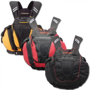 photo: Stohlquist Rocker life jacket/pfd