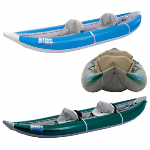 photo: Aire Lynx II inflatable kayak