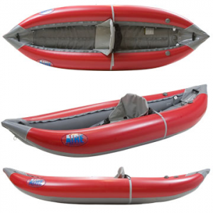 photo: Aire Outfitter I inflatable kayak