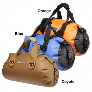 photo: Watershed Chattooga dry duffel
