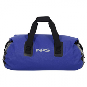nrs expedition driduffel dry bag- Save 40% Off - NRS Expedition DriDuffel Dry Bag - The Expedition DriDuffel Dry Bag by NRS makes finding your equipment a breeze with its round sides, large volume and wide opening. The hefty urethane coated 500-denier Cordura fabric resists abrasion-wear making it perfect for a long day, or a long weekend on the water. The fold-down StormStrip closure system snaps to the ends of the bag, while two center straps add extra pressure on the seal for the driest possible protection. A padded carry handle and D-ring attachment points round out this exceptional dry bag, making it one of the most comfortable and versatile bags you will ever own. If you are tired of getting your head stuck in tall dry bags with small openings while searching for your extra paddle jacket or repair kit, you should check out the Expedition DriDuffel Dry Bag by NRS.