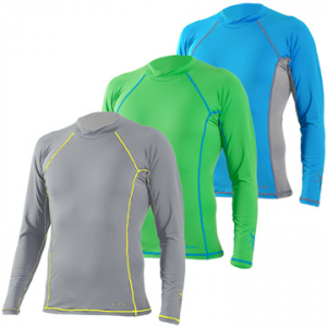 photo: Kokatat Men's SunCore Long Sleeve Shirt long sleeve rashguard