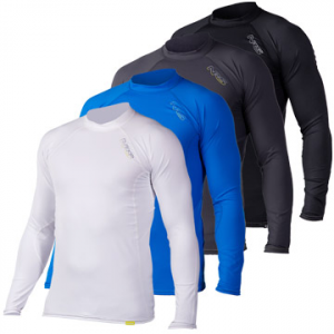 photo: NRS Men's H2Core Rashguard Long-Sleeve