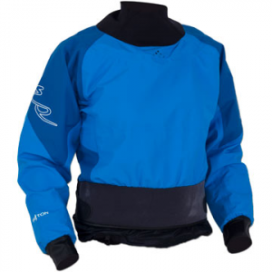 photo: NRS Women's Flux Drytop long sleeve paddle jacket